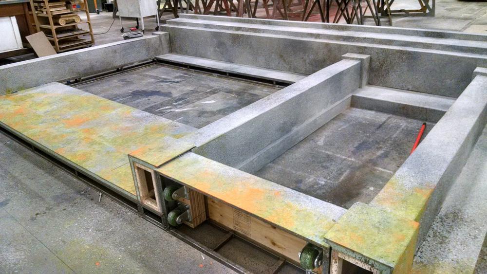LSOH Cement Wall