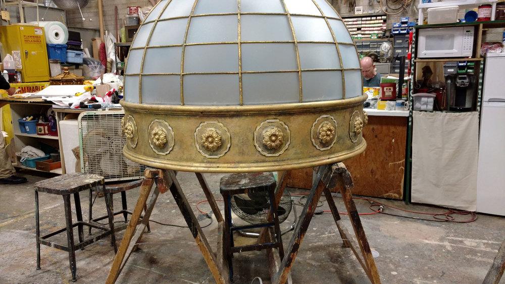 KC3 Dome