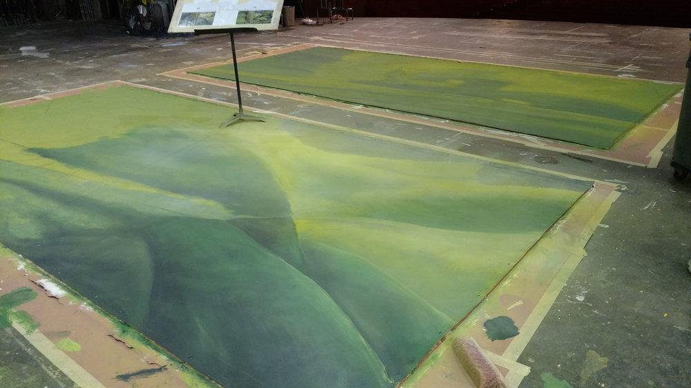 Greenshow Drops In Progress
