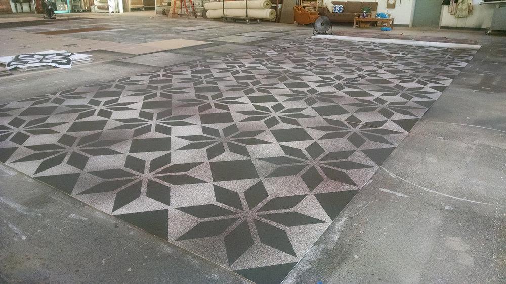 Florist Shop Floor