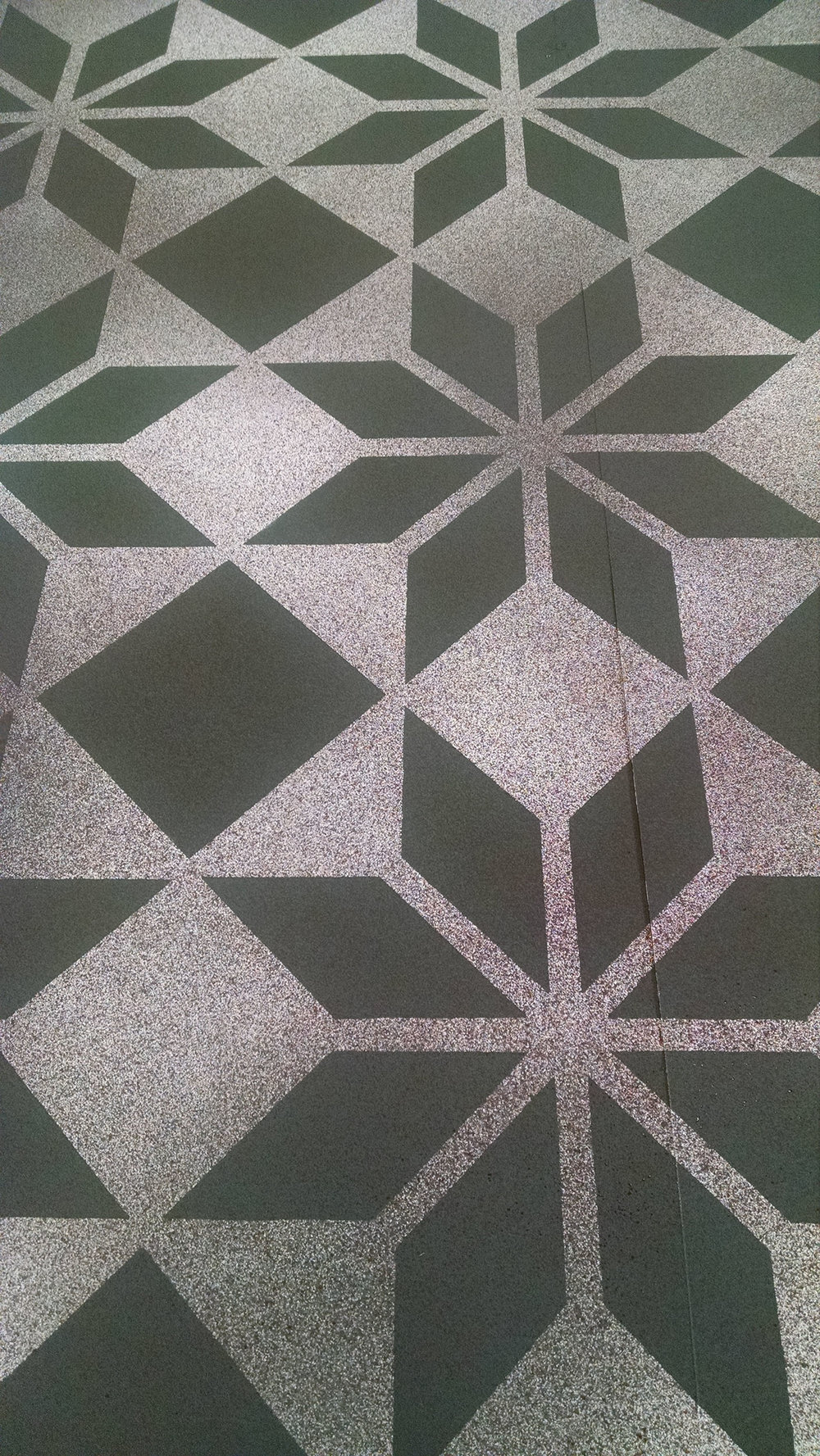 Florist Shop Floor Detail