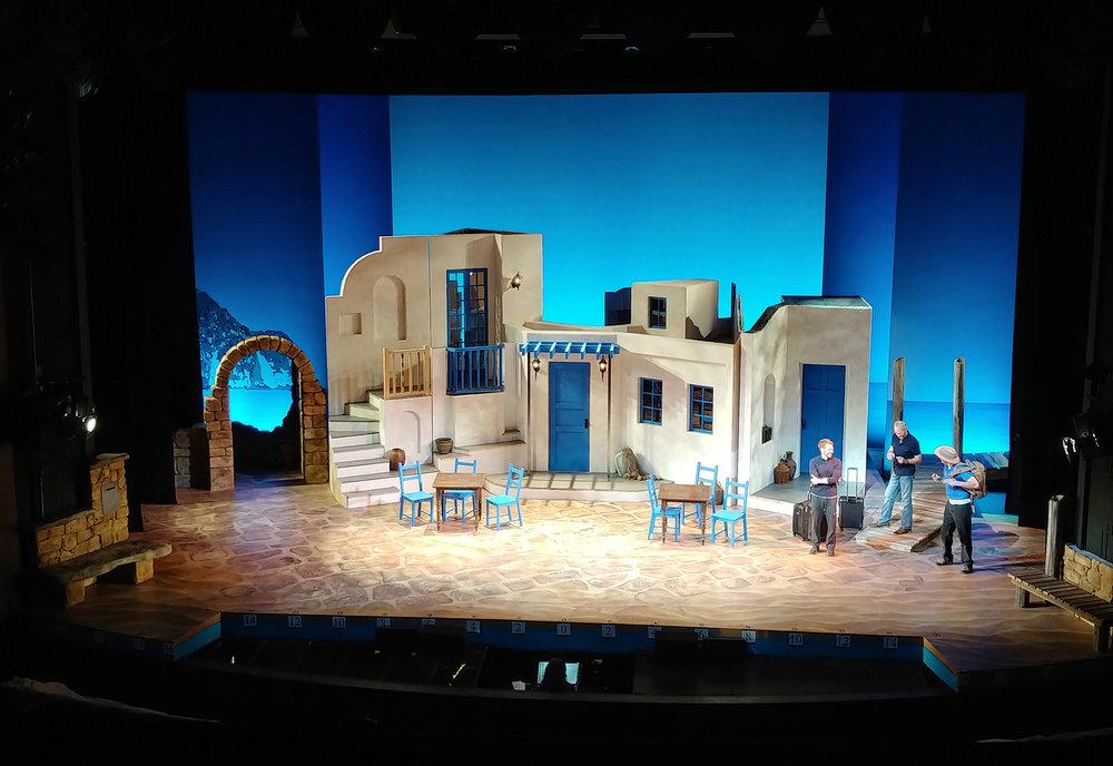 Mamma Mia: Full Stage