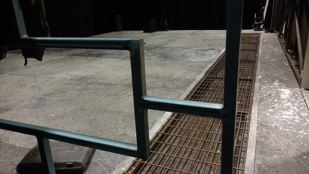 Mountaintop: Floor in Space