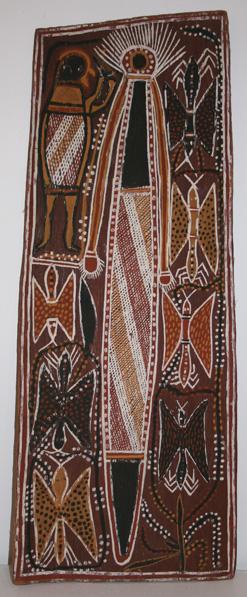 1-TRADITIONAL AUSTRALIAN ABORIGINAL-(m.maganii 28 x 79cm).jpg