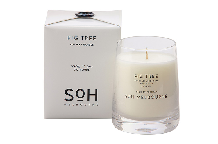 FIG TREE CANDLE // $49