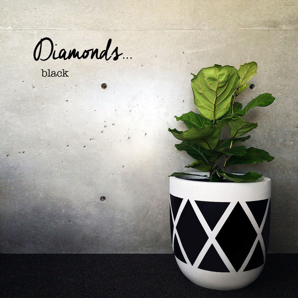 DIAMONDS BLACK // From $139