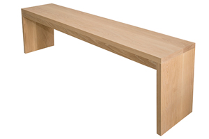 5 DEGREE BENCH SEAT // from $945
