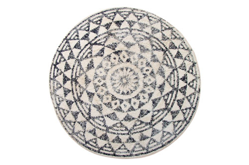 ROUND BATHMAT // From $89