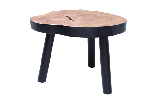 TREE TABLE BLACK // $299
