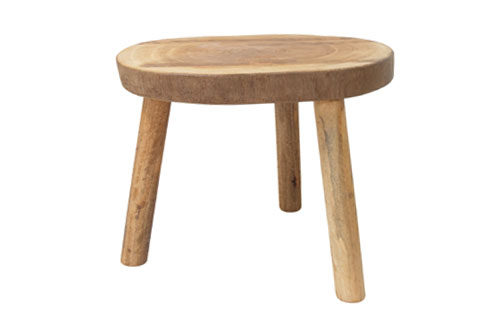 TREE TABLE NATURAL // $299