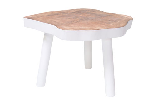 TREE TABLE WHITE // $299