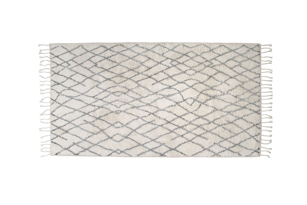 RECTANGLE BATH MAT LARGE // $199