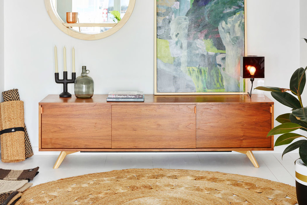 Deep in the Forest Credenza