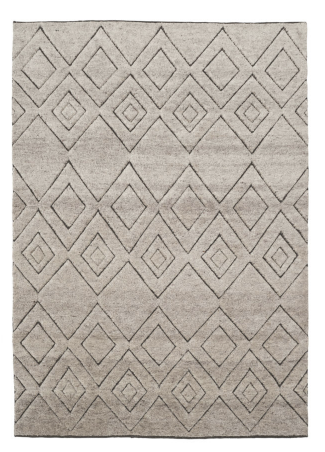 Berber Knot Gazelle Rug by Armadillo & Co