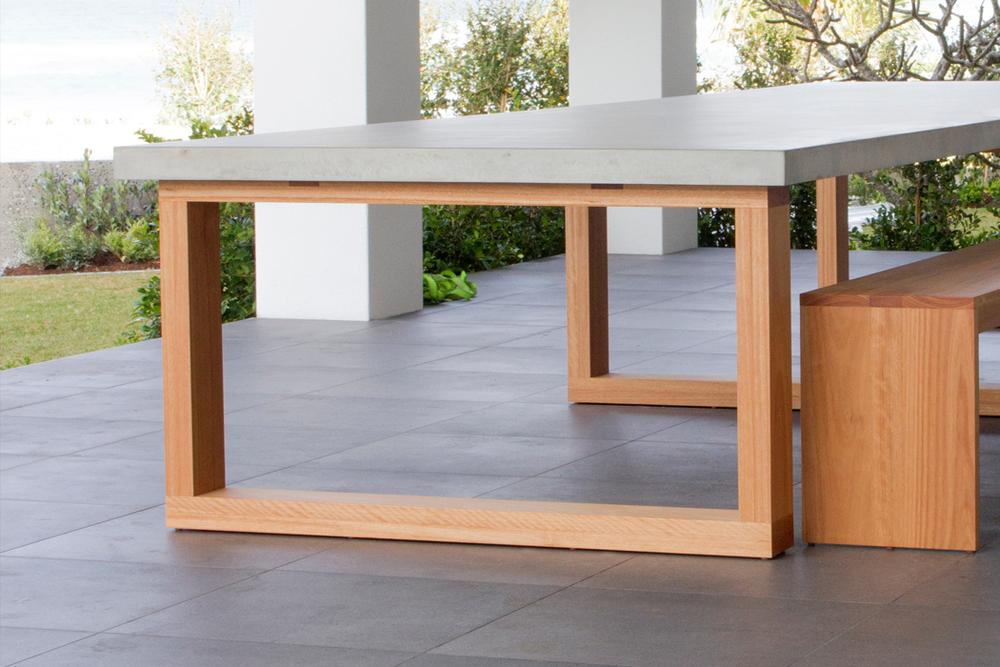 Foundation Table - Custom Design
