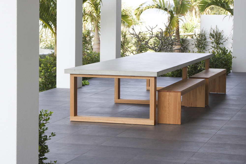 Foundation Table - Custom Design