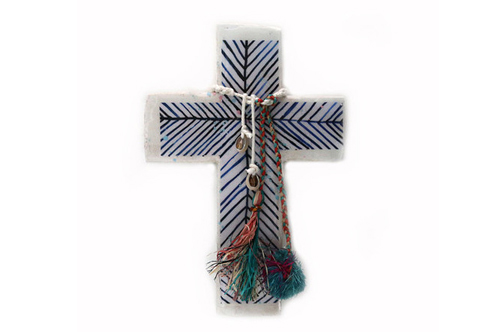LARGE A4 CROSSES BY JAI VASICEK // $150