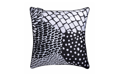 DAPPLE OUTDOOR CUSHION // $85
