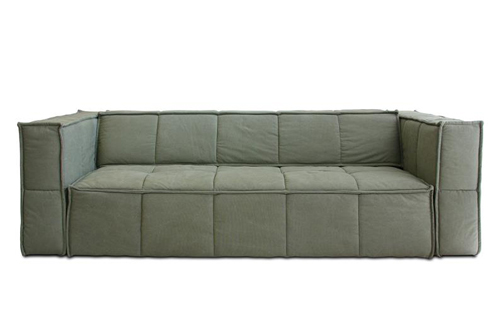 HK LIVING COUCH - ARMY GREEN // $2995