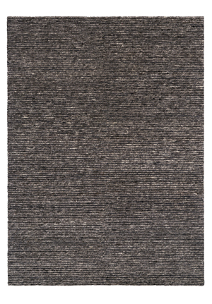Husk Weave Rug Ink by Armadillo & Co