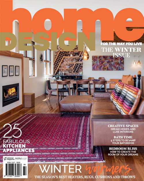 Home Design Magazine July 2017
