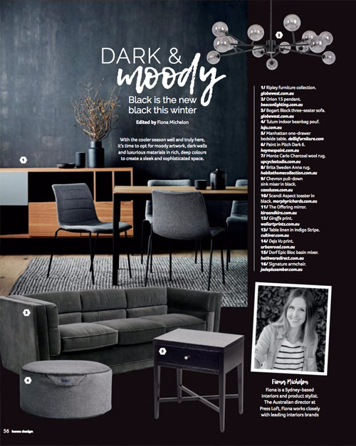 Home Design Magazine July 2017 - Kira & Kira