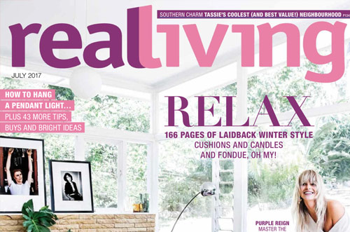 Real Living Magazine (July 2017)