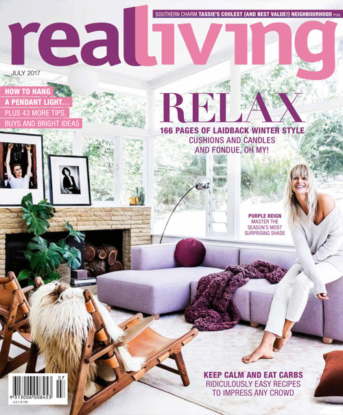 Real Living Magazine July 2017