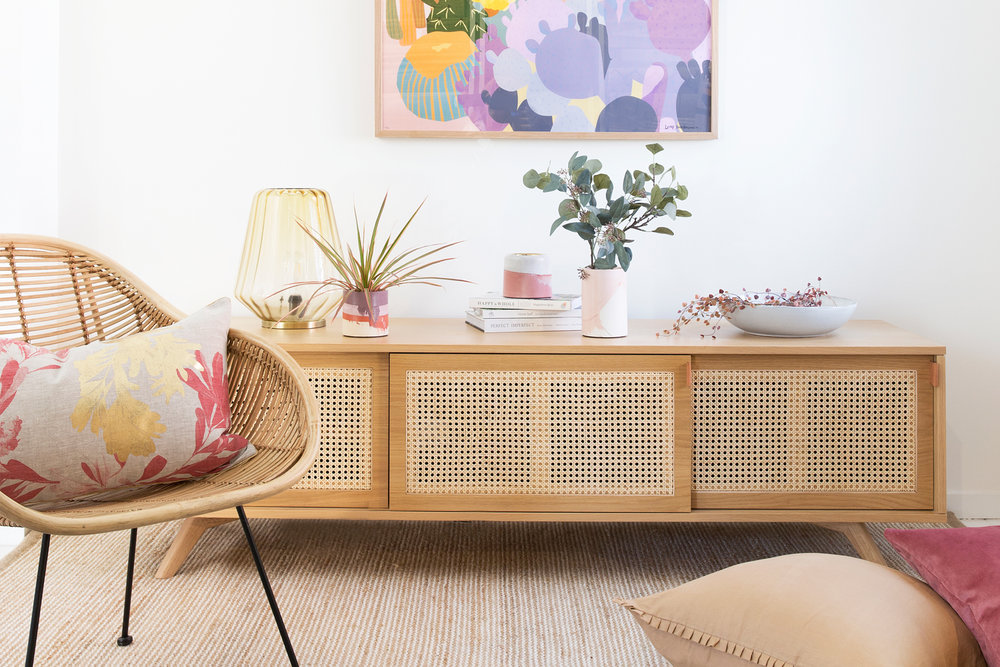 THE ICONIC CREDENZA