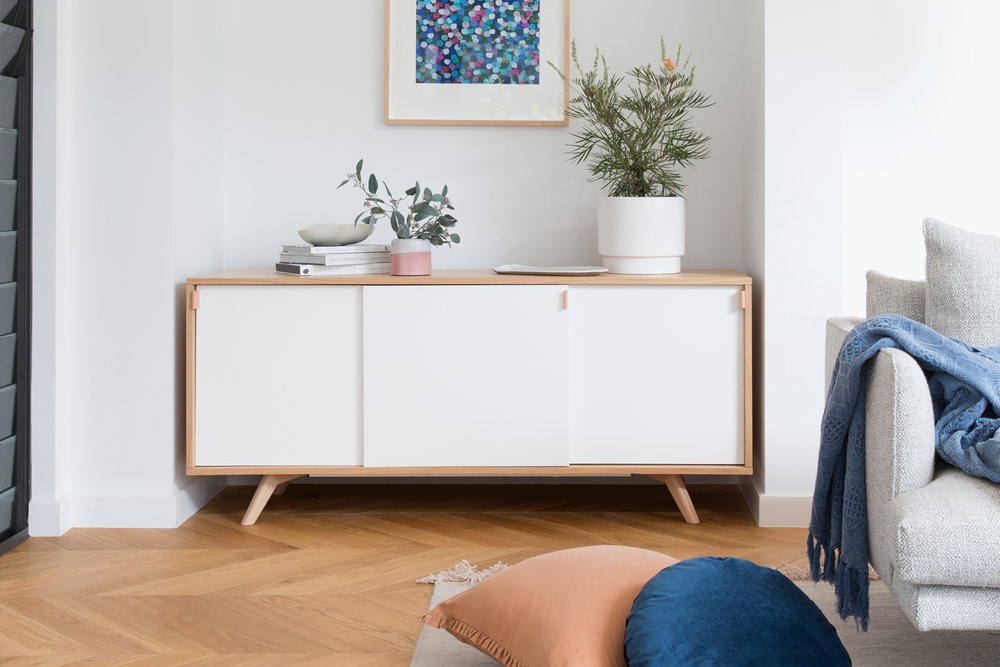 ONE & ONLY CREDENZA (CUSTOM SIZE)