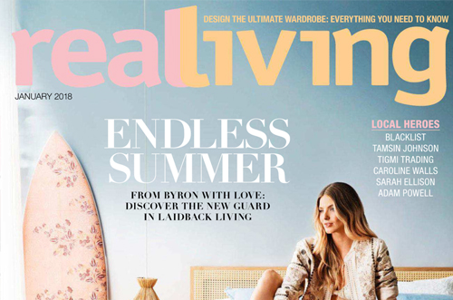 Real Living Magazine (Jan 2018)