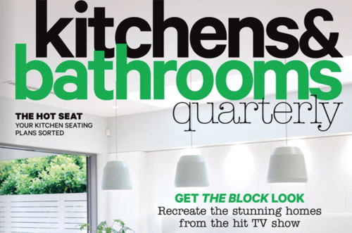 Kitchens & Bathrooms Quarterly (Vol 24 No 4)
