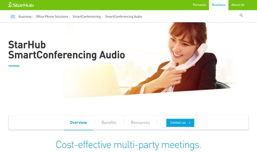 Starhub Biz Solns - SmartConferencing Audio.png