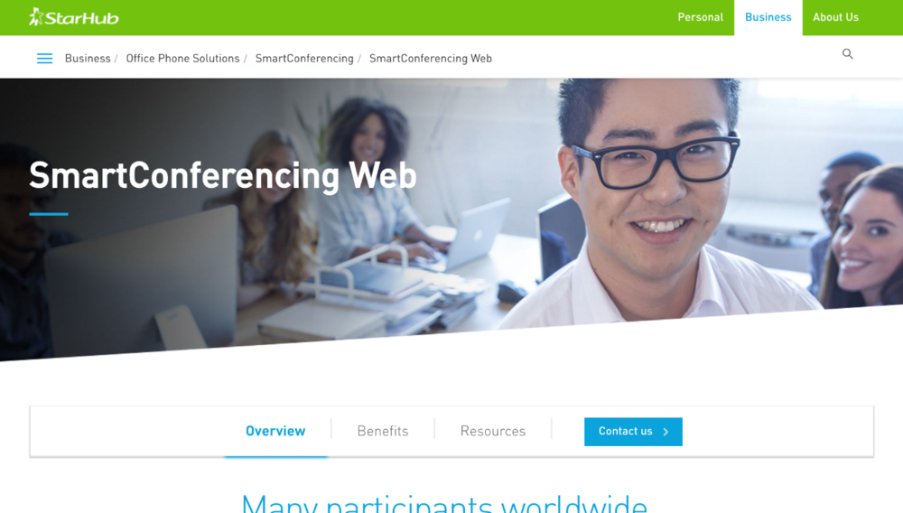 Starhub Biz Solns - SmartConferencing Web.png
