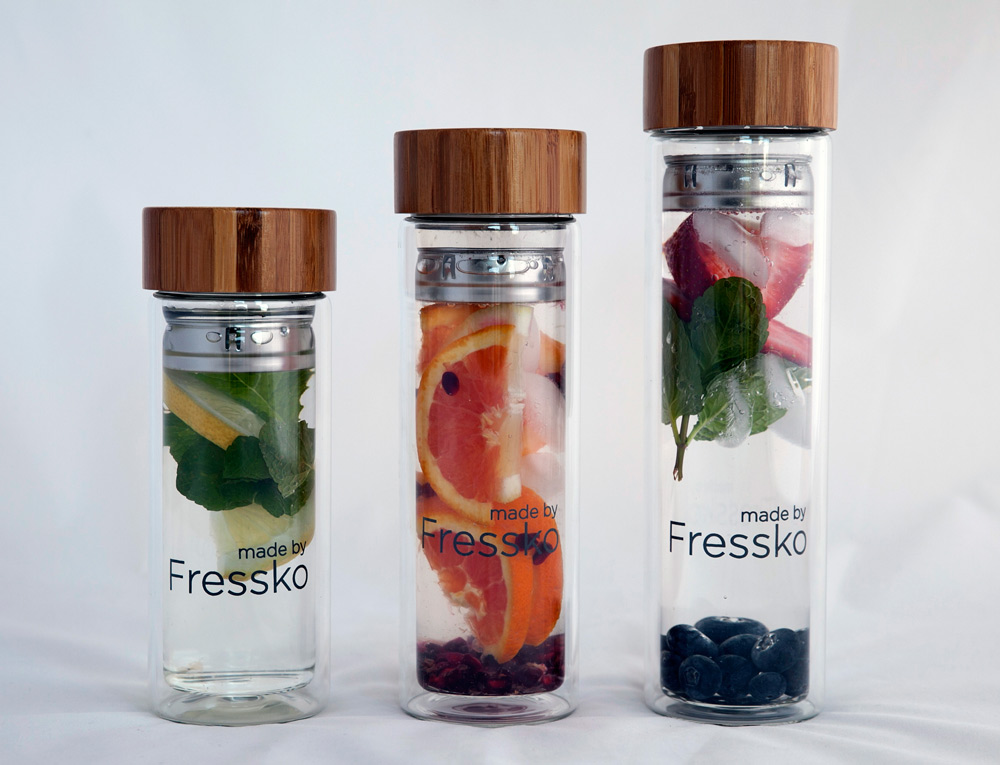 Fressko   Tea and Fruit Flask