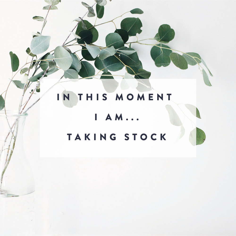 Jo-ChunYan-In this moment taking stock