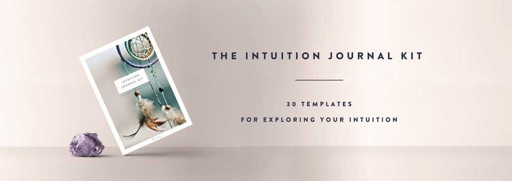 Intuition Journal Kit