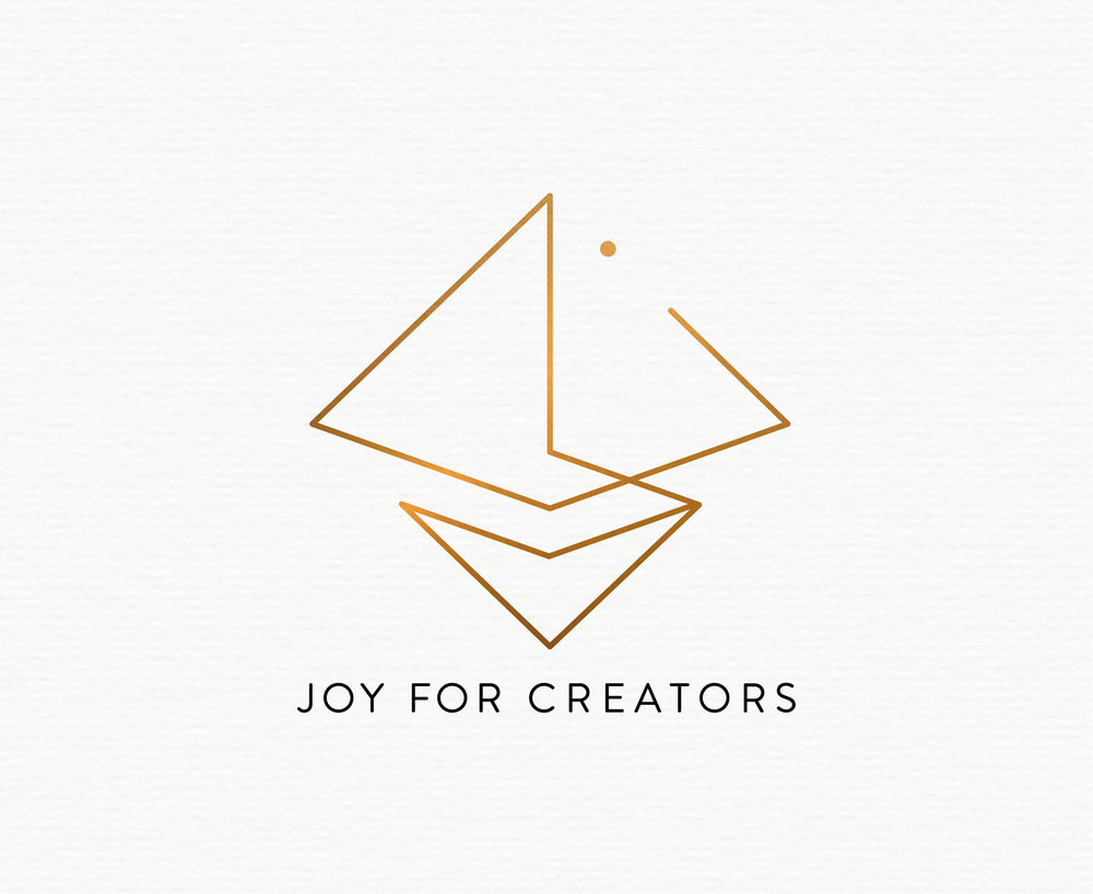 Jo-ChunYan-Graphic-Designer-Joy-For-Creators-Logo