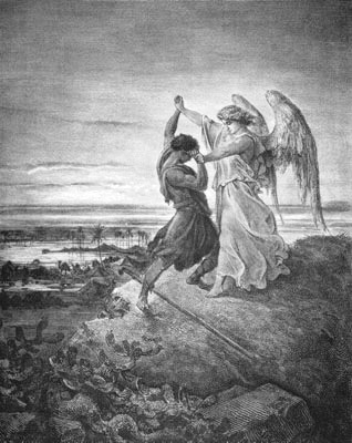 jacob and the angel
