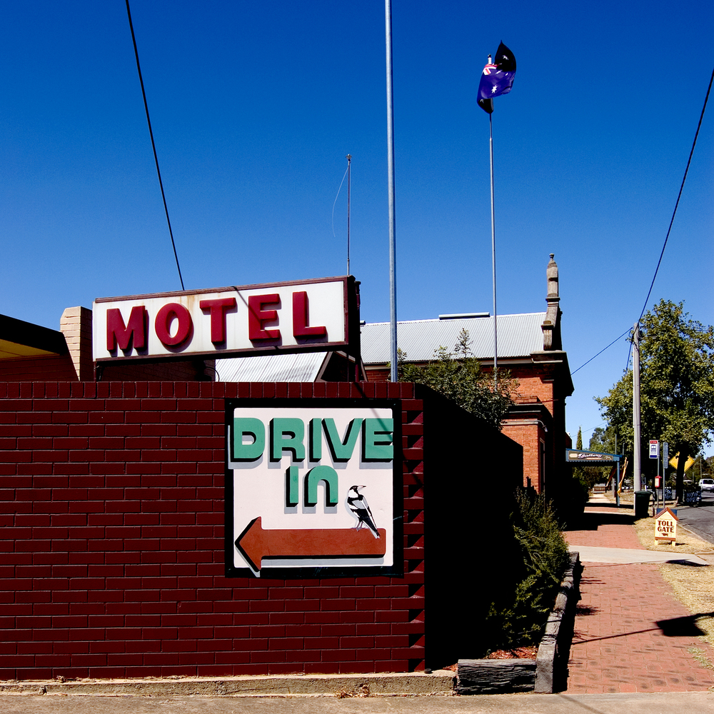 motel [great western, victoria, australia, 2009]