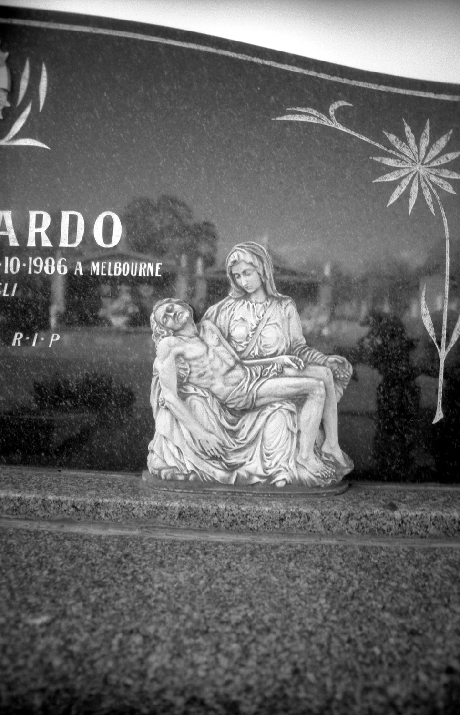 pieta [melbourne general cemetery, parkville, victoria, australia, 2005]