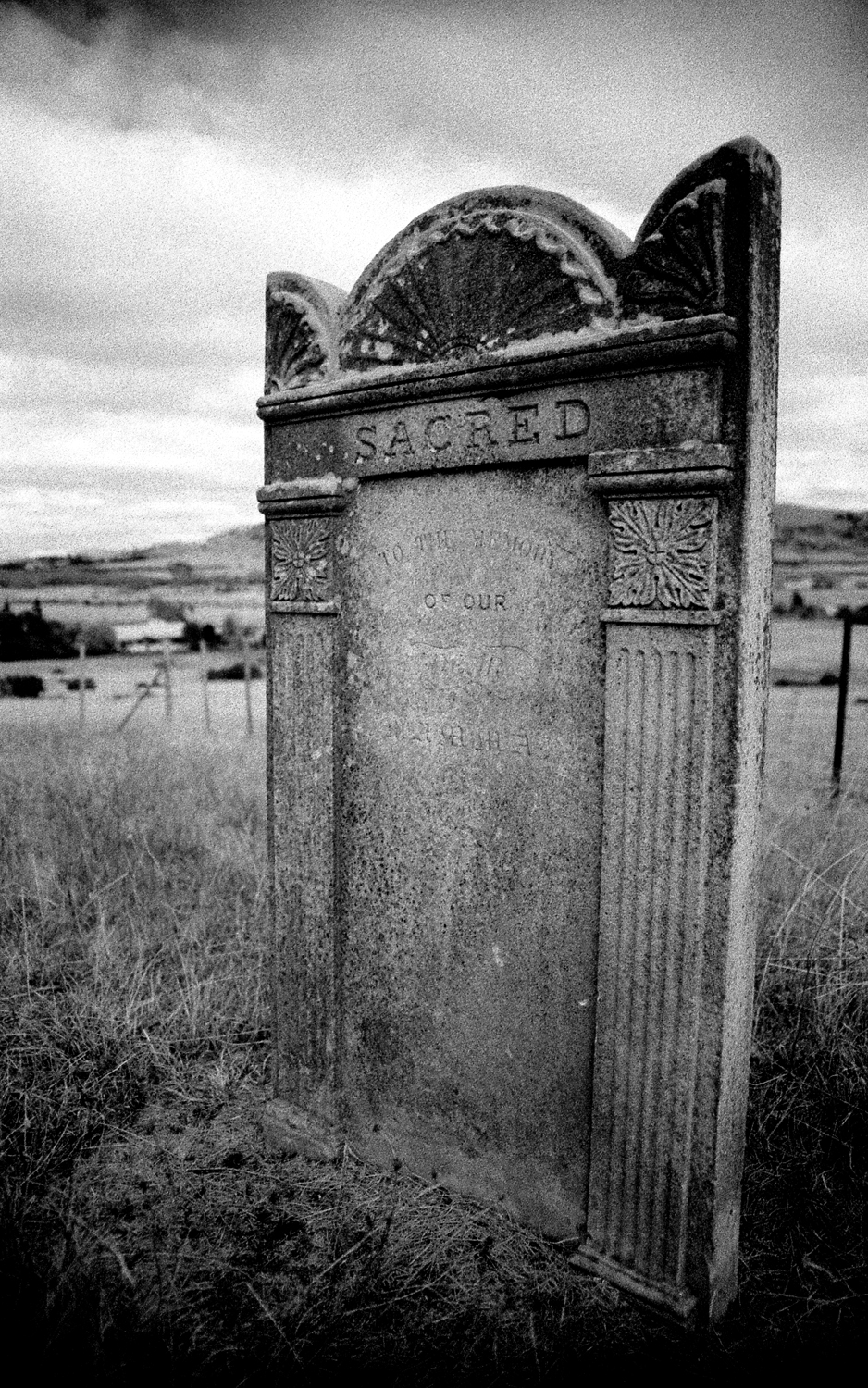 untitled #2 [ross anglican cemetery, ross, tasmania, australia, 2002]