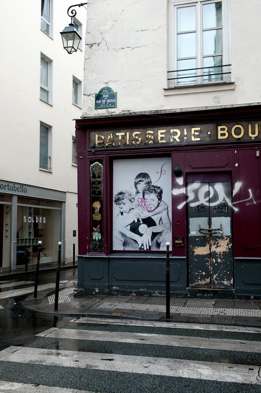 rue du roi de sicile [le marais, paris, france, 2011]