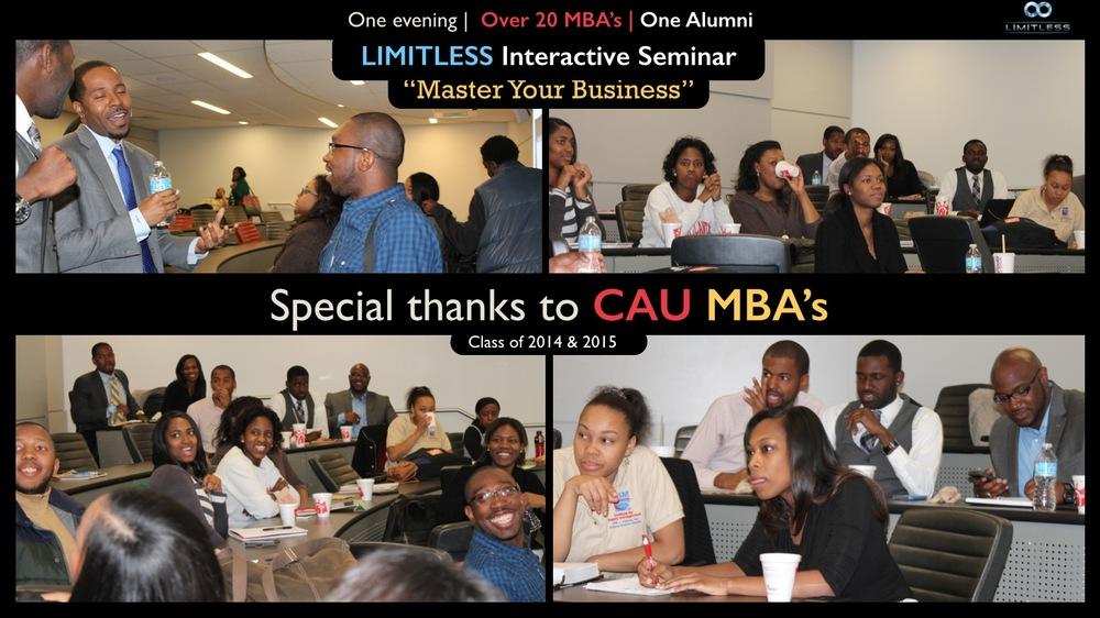 Clark Atlanta University: March 26th, 2014
