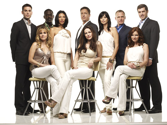 Cast of Army Wives Season 3