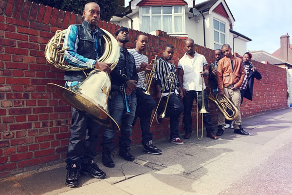 "The Hypnotic Brass Ensemble stars in ""Brothers Hypnotic"""