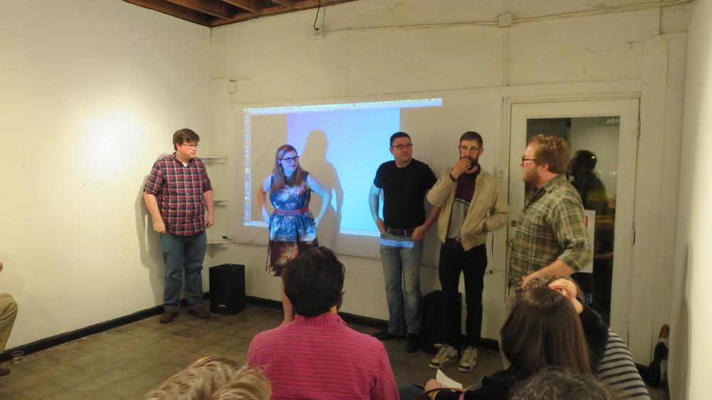 Q&A with Broken Beauty filmmakers in attendance.
