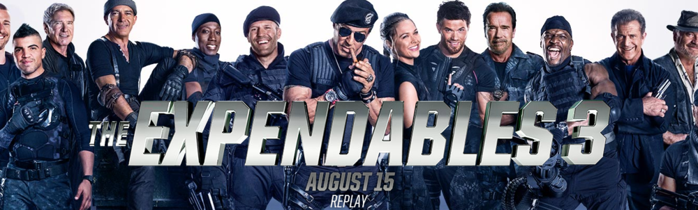 Expendables 3 banner from IMDB