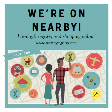 Gift Registry with Nearby