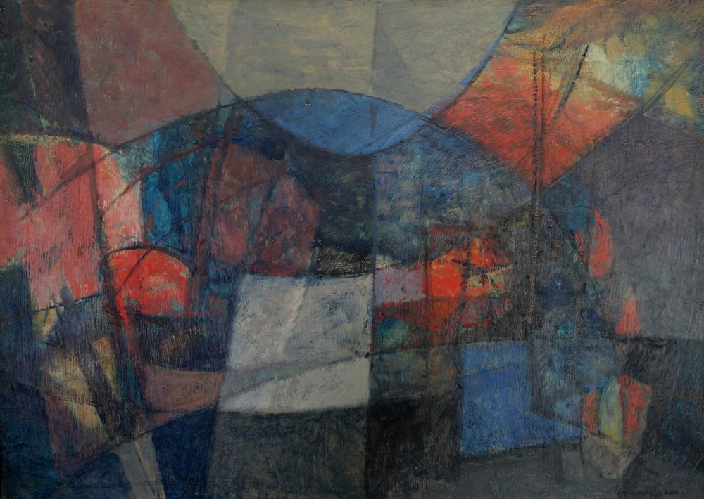 Composition . 1978 . تكوين